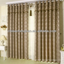 decorative curtains with motors for smart home
